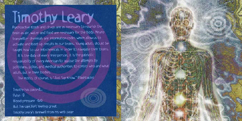 mega t album tim leary